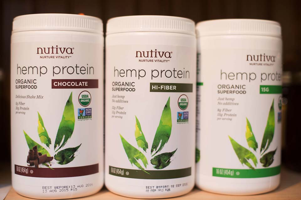 Hemp Protein at For Mother Earth Mountain View, Arkansas